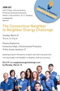 Connecticut Neighbor to Neighbor Challenge