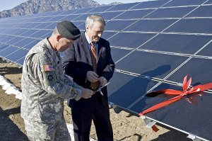 US Army Going Solar to Save Green