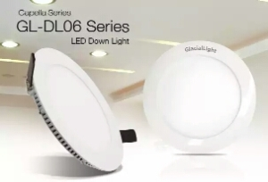 GlacialLight Announces New Dimmable Addition to the Capella LED Down Light Series