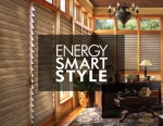 Hunter Douglas goes energy efficient with their window treatments