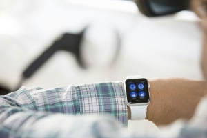 Apple watch app for Ford Electric Vehicles EV drivers