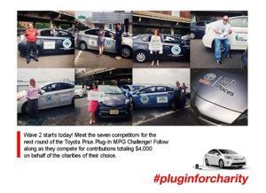Toyota Prius plugin challenge