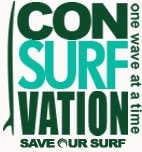 Camp Project Save Our Surf with Tanna and children
