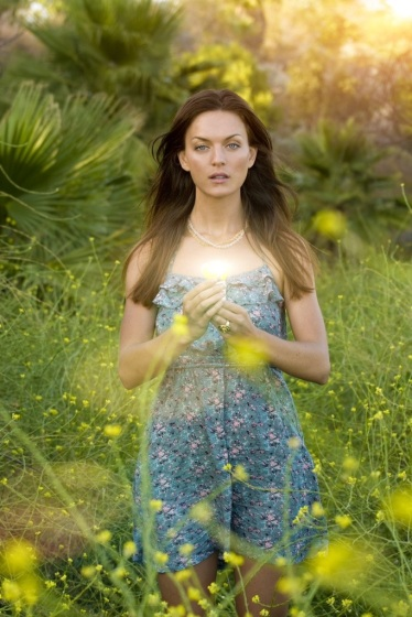 May Lindstrom for the Green Lighting Book Campaign