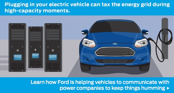 Ford electrified vehicle program
