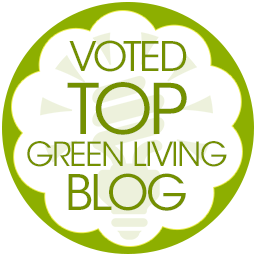 Green Living Guy was rated as a top green living blog from eCollegeFinder