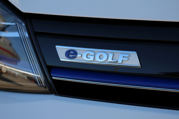 VW e-Golf, VW Electric vehicle