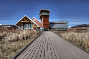 Utah center sites awards