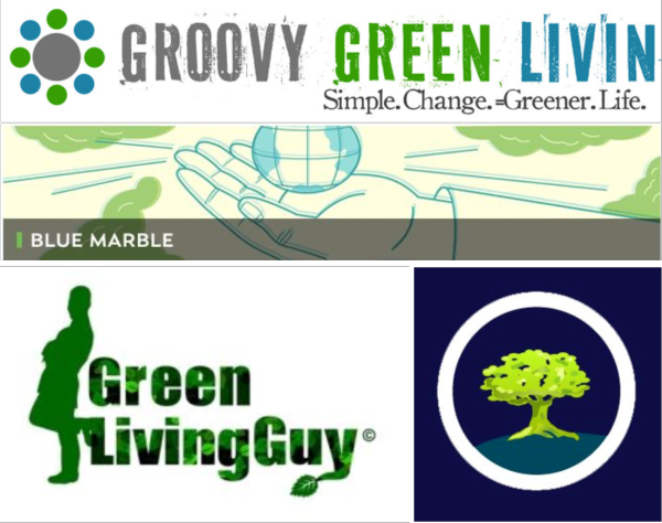 PR Newswire just named Greenlivingguy.com one of the Top Blogs for Green Living!  That's the NASDAQ