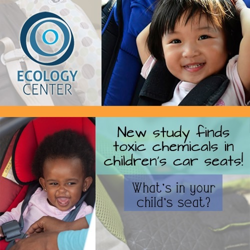 Lots of toxic chemicals in children's car seats Report proves