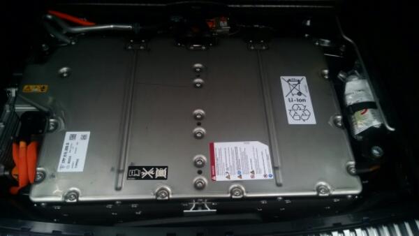 lithium ion battery pack for Porsche Cayenne plugin e-hybrid