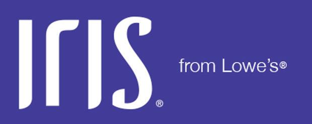 IRIS from Lowe's