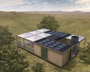 Solar Decathlon home image