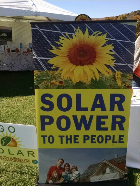 Solar Power to the People with Solarize