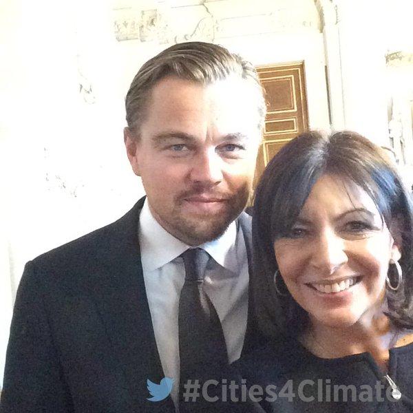 Leo DiCaprio on COP 21