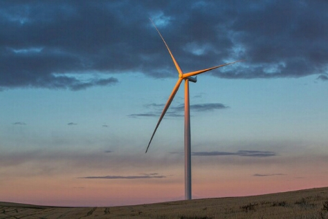 Portland General Electric's Tucannon River Wind Farm Earns ISI's Envision® Sustainable Infrastructure Gold Award