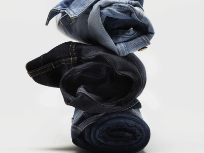 We're committed to changing the way we make, use and dispose of our clothes. Of the thousands of tonnes of textiles that people throw away every year, as much as 95% could be re-worn or recycled.