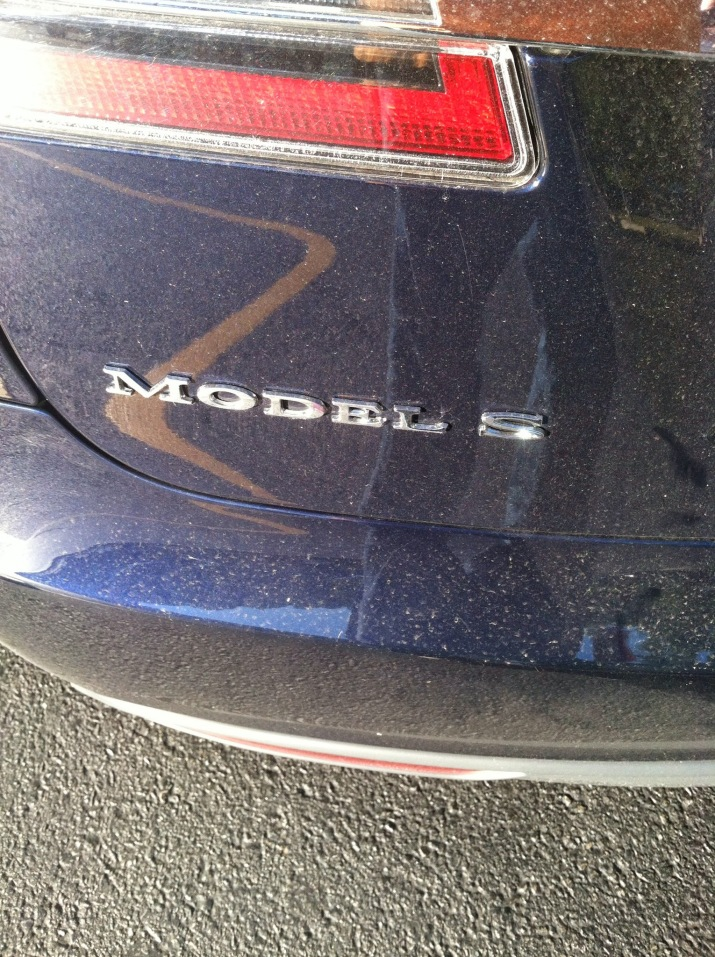 Tesla Motors Model S Electric Car