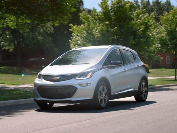 chevrolet bolt gets 238 miles