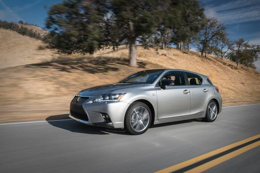 Fun to drive, versatile and efficient 42 MPG EPA-Estimated Combined Fuel EconomyF SPORT Package Delivers Sporty Flare